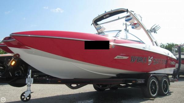 Used Malibu Wakesetter MXZ 22 Ski and Wakeboard Boat For Sale