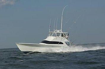 Used Custom Carolina Ritchie Howell Convertible Fishing Boat For Sale