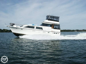Used Trojan 44 Aft Cabin Boat For Sale