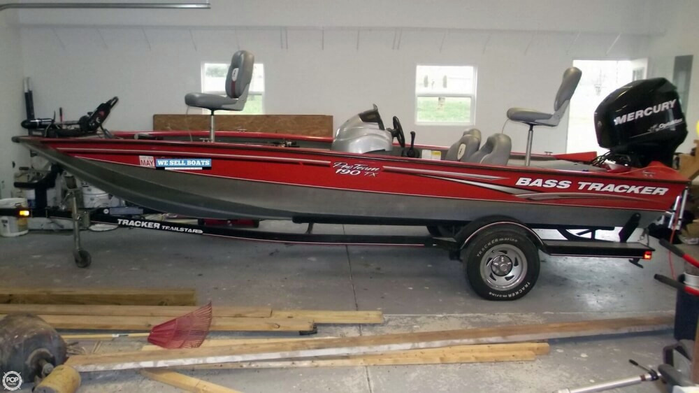 2007 used tracker pro team 190 tx bass boat for sale for Stock fish for sale texas