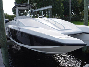 Used Thunder Boats 32 Thunder Cat Catamaran Boat For Sale