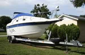Used Donzi 255 LXC Cruiser Boat For Sale
