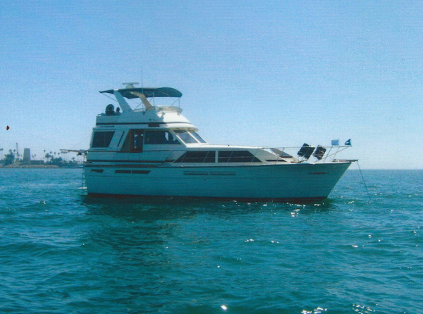 Used Chris Craft 460 MY Motor Yacht For Sale