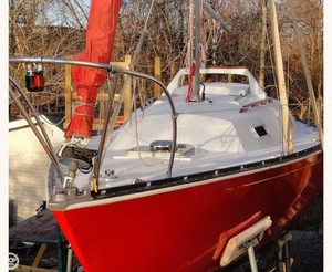 Used C & C Yachts 26 Sloop Sailboat For Sale