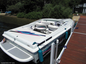 Used Baja 24 Outlaw High Performance Boat For Sale