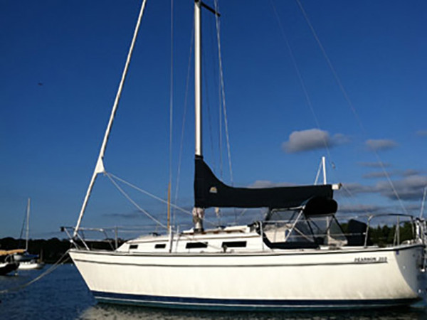 Used Pearson 303 Cruiser Sailboat For Sale