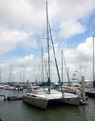 Used Acte Marine Polynesia Cruiser Sailboat For Sale