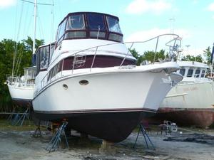 Used Trojan 12 Meter Motor Yacht Motor Yacht For Sale