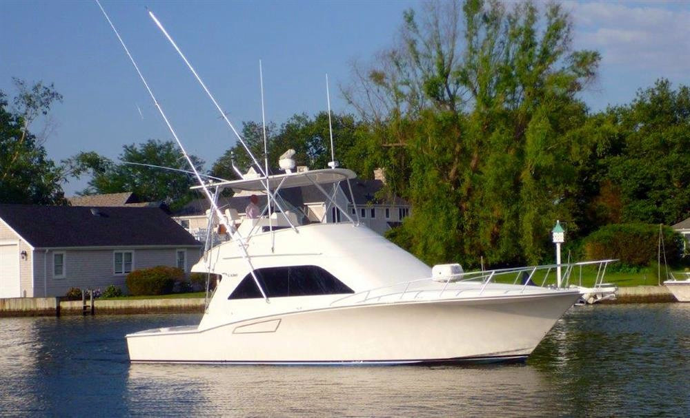 2008 used cabo convertible fishing boat for sale for Fishing boats long island