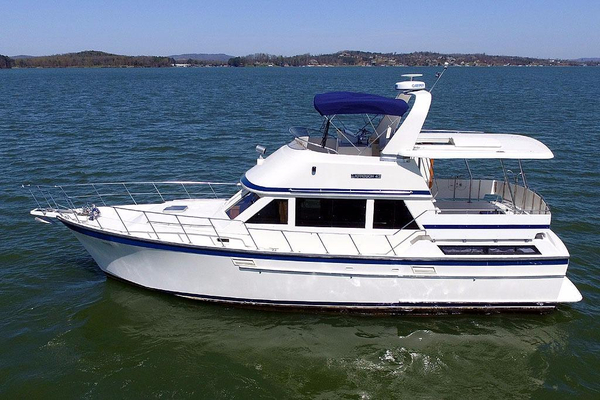 Used Jefferson 42 Sundeck Motor Yacht Motor Yacht For Sale