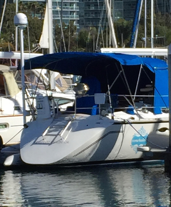Used Hunter 45 Cruiser Sailboat For Sale