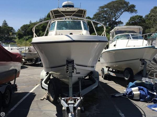 Used Mako 253 Walkaround Fishing Boat For Sale