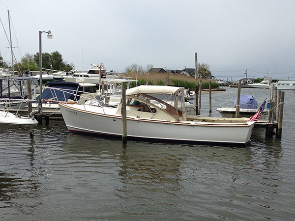 Used Dyer Cruiser Boat For Sale