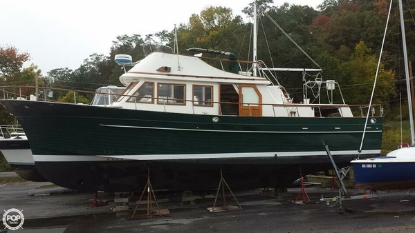 Used Albin Yachts 43 Trawler Boat For Sale