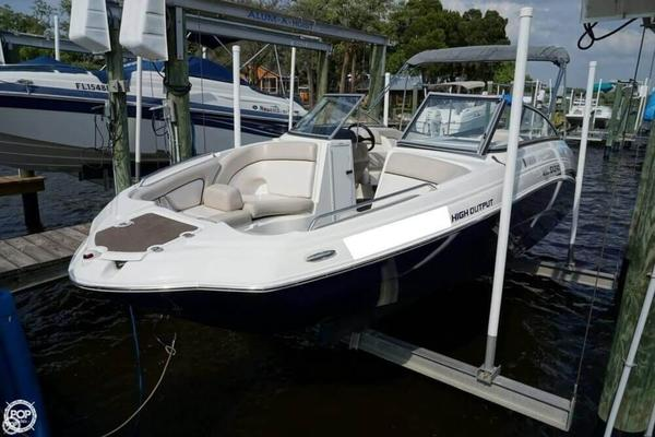 Used Yamaha SX240 High Output Jet Boat For Sale
