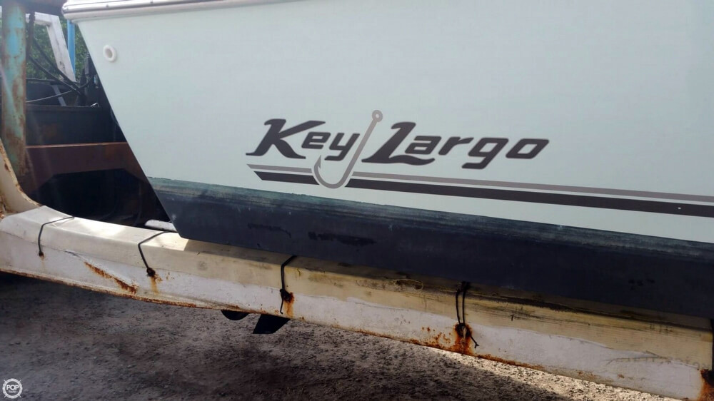 2013 used key largo 2100 wi cc center console fishing boat for Used fishing boats for sale in wisconsin