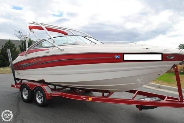 Used Azure AZ 228 Bowrider Boat For Sale