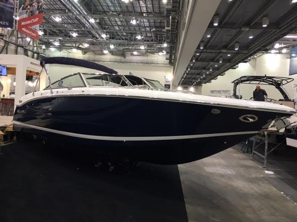 New Cobalt Boats 296 Ski and Wakeboard Boat For Sale