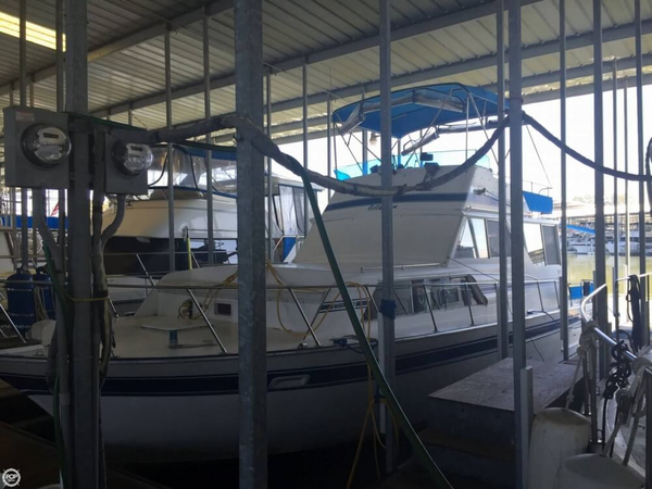 Used Marinette 37 Cruiser Boat For Sale