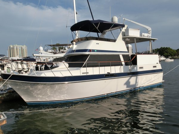 Used Californian 38' Motor Yacht Motor Yacht For Sale