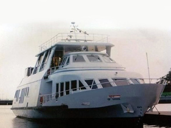 Used Custom Sightseeing Ship Motor Yacht For Sale
