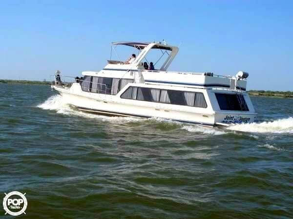 Used Bluewater 51 House Boat For Sale