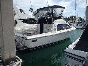 Used Pacemaker Sportfish Cruiser Boat For Sale
