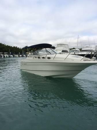 Used Regal Commodore 2660 Cruiser Boat For Sale