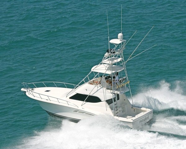 Used Rampage Sports Fishing Boat For Sale