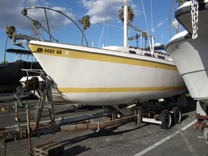 Used O'day 25 Daysailer Sailboat For Sale