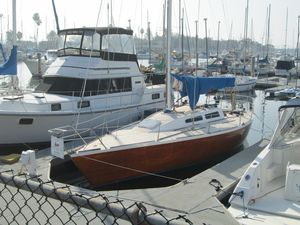 Used Nelson Marek 36 Racer and Cruiser Sailboat For Sale