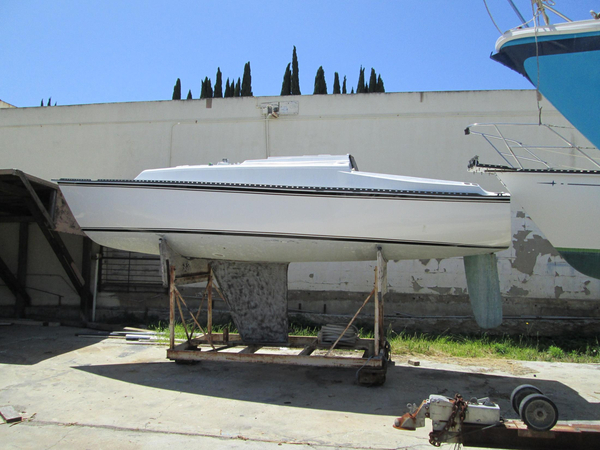 Used Neptune 24 Racer and Cruiser Sailboat For Sale