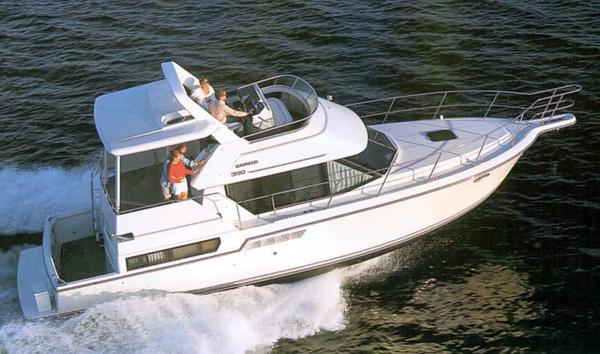 Used Carver 404 Cockpit Motor Yacht Aft Cabin Boat For Sale