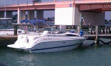 Used Bayliner 275 Ciera Sunbridge Express Cruiser Boat For Sale