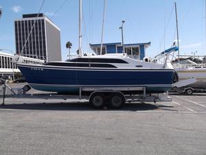 Used Macgregor 26M Cruiser Sailboat For Sale