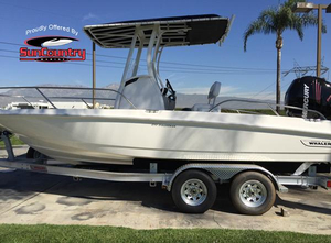 New Boston Whaler 210 Dauntless Center Console Fishing Boat For Sale