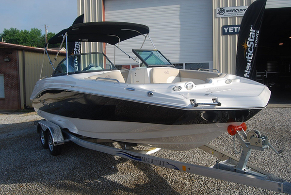 New Nauticstar 223DC Sport Deck Bowrider Boat For Sale