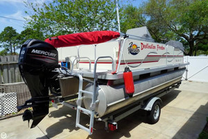 Used Fiesta 18 Fish-N-Fun Pontoon Boat For Sale
