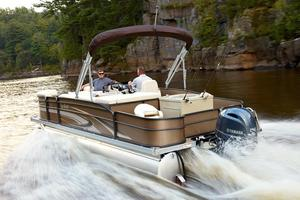 New Palm Beach Cascade 200 Pontoon Boat For Sale
