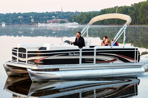 New Palm Beach Cruise 200 Pontoon Boat For Sale