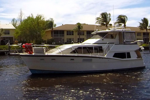 Used Krogen 42 Silhouette Motor Yacht For Sale