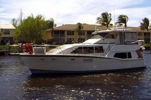 Used Krogen 42 Silhouette Motor Yacht For Sale