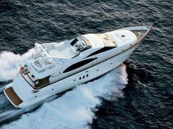 Used Azimut 74 Solar Motor Yacht For Sale