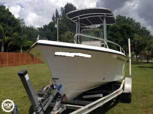 Used Maycraft 1900CC Center Console Fishing Boat For Sale