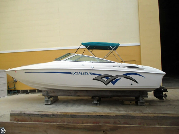 Used Wellcraft 26 Excalibur High Performance Boat For Sale