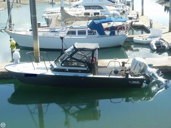 Used Boston Whaler 25 Guardian Sentry Walkaround Fishing Boat For Sale
