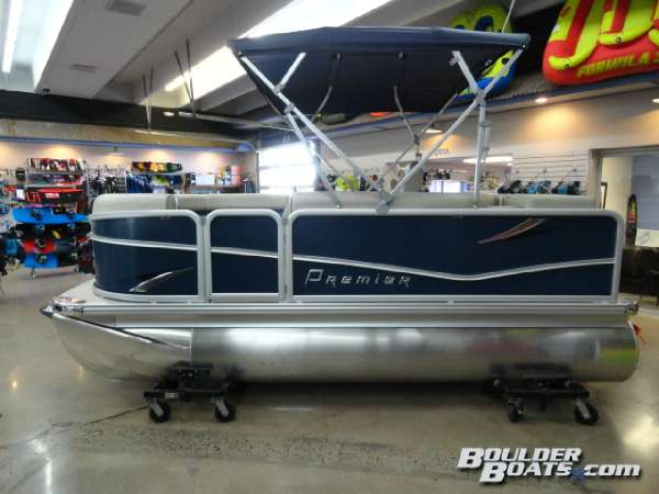New Premier Boats E-Series 160 Pontoon Boat For Sale