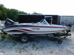 Used Stratos 486 SF Bass Boat For Sale