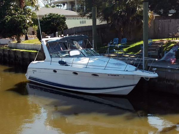 Used Formula 31 Pleasure Cruiser Boat For Sale