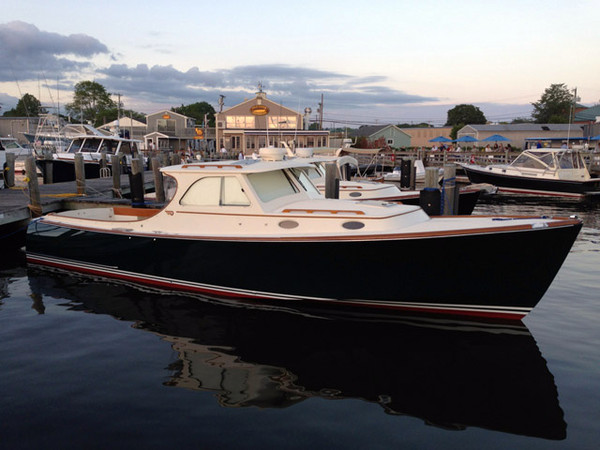 Used Hinckley Classic Cruiser Boat For Sale